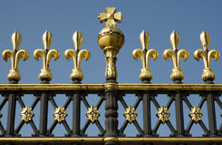 Residencia real de Buckingham Fotos de archivo