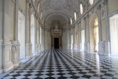 Residencia real de Venaria Fotos de archivo libres de regalías