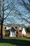 A residencial Imagem de Stock Royalty Free