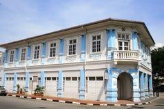 Residencial de Asia meridional imagen de archivo libre de regalías