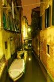 Residencias en Venecia Imagen de archivo libre de regalías