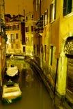 Residencias en Venecia Imágenes de archivo libres de regalías