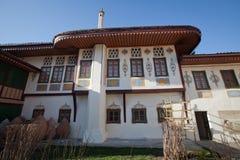 Residency of Crimean Khan Stock Image