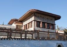 Residency of Crimean Khan Royalty Free Stock Image