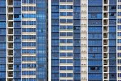 Resident apartment building Stock Photo