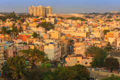 Resident building in Bangalore India Royalty Free Stock Photos