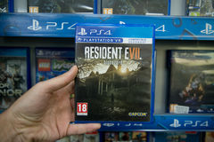 Resident evil 7 Royalty Free Stock Images