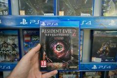 Resident evil revelations 2 Stock Images