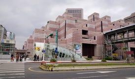 Residental buildings in Taipei, Taiwan Royalty Free Stock Image