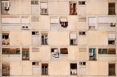 Residental Gebäude Stockfoto
