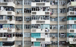 Residental-Gebäude Lizenzfreies Stockfoto