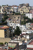 Residental neighborhood in Naples, Italy Royalty Free Stock Images