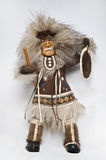 Residenti nordici della vecchia bambola Fotografia Stock Libera da Diritti