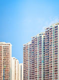 Residential aprtment in old district, Hong Kong Stock Image