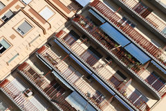 Residential architecture Royalty Free Stock Images