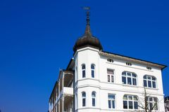 Residential Architecture in Ruegen Royalty Free Stock Images