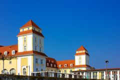 Residential Architecture in Ruegen Royalty Free Stock Photos