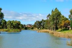 Residential area. In Caroline Spring, Australia, Victoria Stock Images