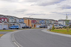Residential Area Stock Photography