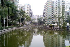 Residential area, in china Stock Photos