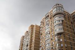 Residential area. Krasnodar Stock Photography