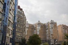 Residential area. Krasnodar Stock Photos