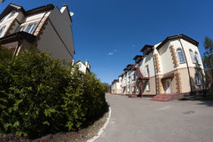 Residential area Royalty Free Stock Images