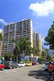 Residential area ruijingxincun Stock Image