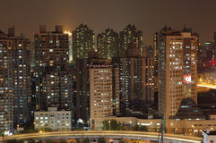 Residential area in Shanghai Stock Image