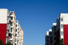Residential areas Stock Photography