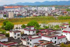 Residential areas in anhui Royalty Free Stock Images