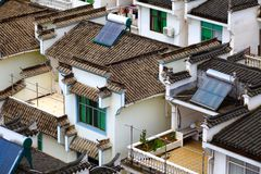 Residential areas in anhui Royalty Free Stock Photos