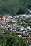 Residential areas in  batu Stock Image