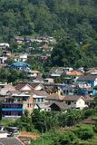 Residential areas in  batu Stock Photography