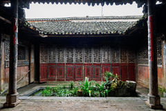 Residential areas of Guilin in China Royalty Free Stock Photo