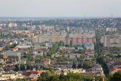 Residential Budapest stock photos