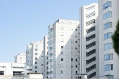 Residential building Royalty Free Stock Images
