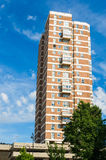 Residential building royalty free stock photos