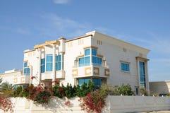 Residential Building in Dubai Stock Image