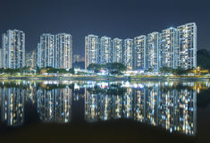 Residential building Stock Images