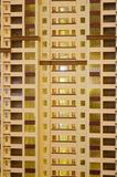 Residential building model Stock Images