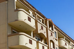 Residential Building Royalty Free Stock Image