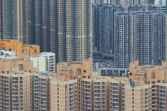 Residential building public  at tko Stock Photography