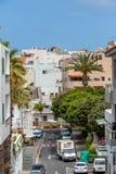 Residential buildings Tenerife Royalty Free Stock Photo
