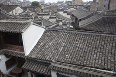 Chinese vernacular dwellings Stock Photo