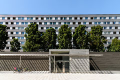 Residential Buildings In Donau City, The New Part Of Vienna's 22nd District Donaustadt Royalty Free Stock Images