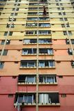 Residential buildings in Hong Kong Stock Photos
