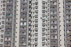 Residential buildings in Hong Kong Stock Images