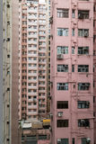 Residential buildings in Hong Kong Stock Image