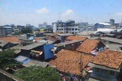 Residential buildings in Jakarta Stock Photos